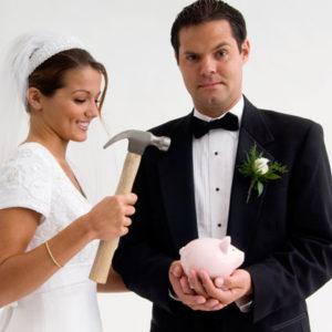 como economizar no casamento