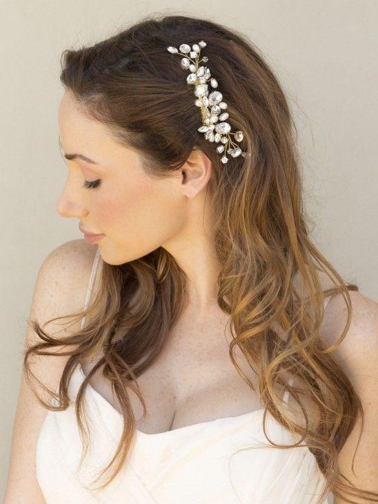 Dicas para casamento à tarde penteado