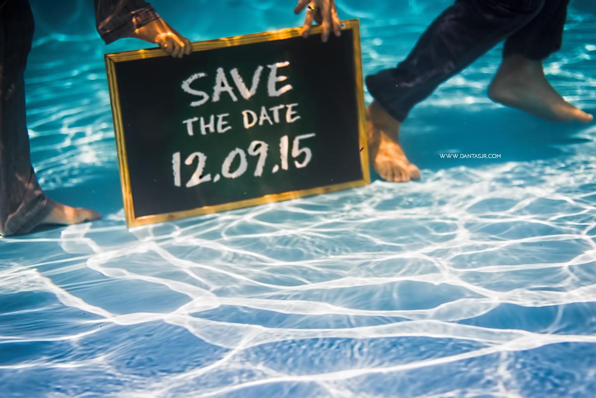 Ensaio Save the Date inspirações