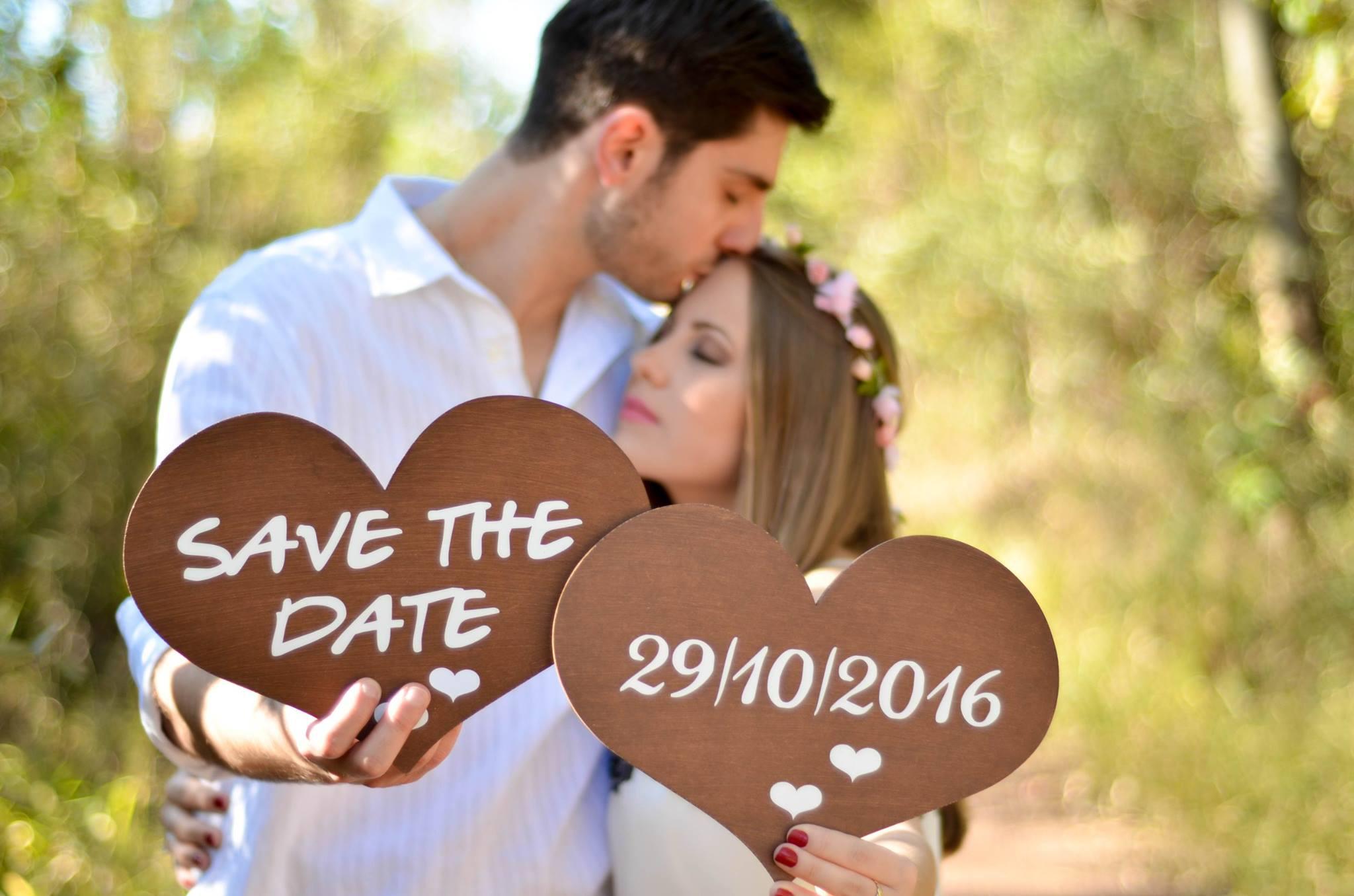 Ensaio Save the Date