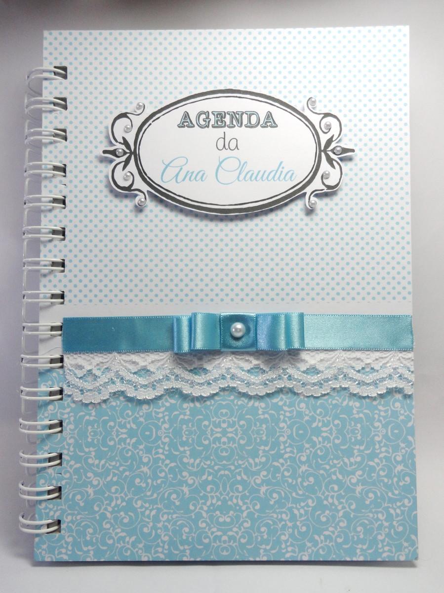 agenda da noiva azul