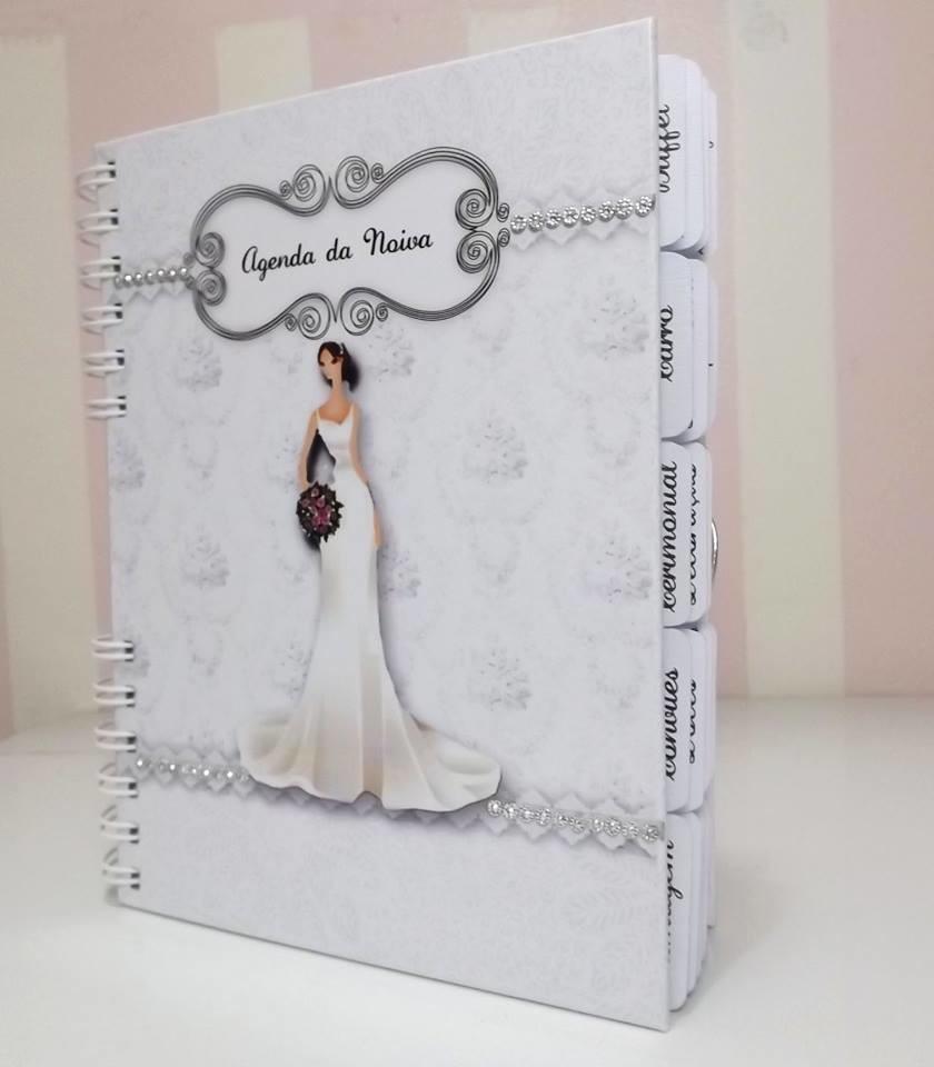 diário branco