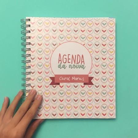 agenda da noiva criare