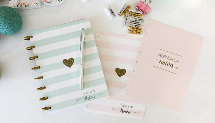 agendas de noiva