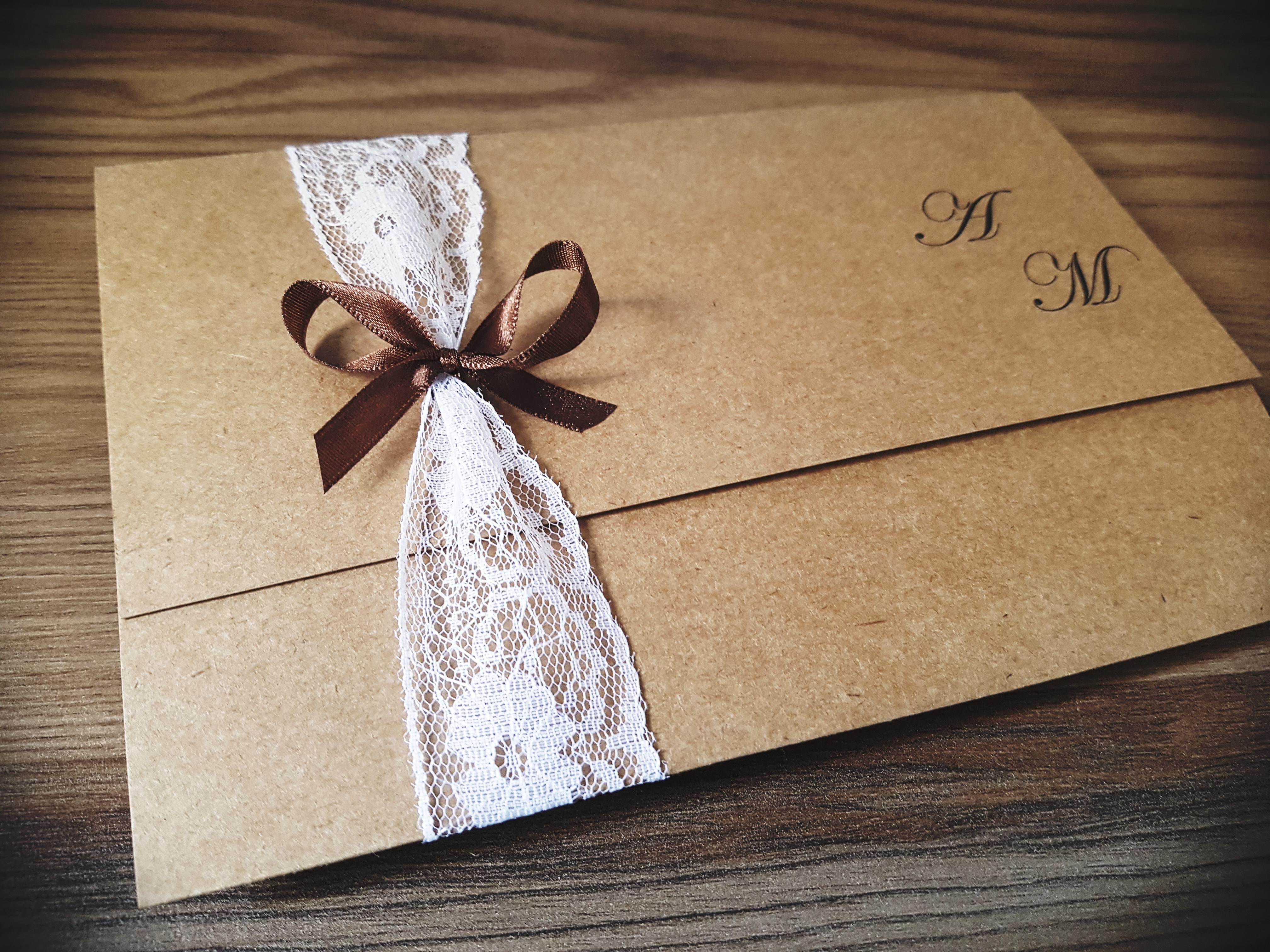Convite para casamento r stico simples e sofisticados for Papel de pared rustico