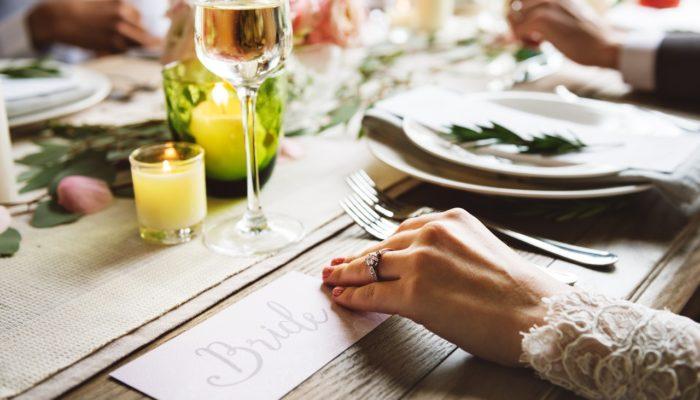 almoço de noivado