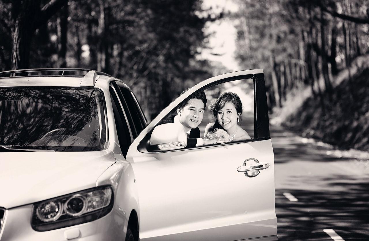 festa de casamento ou viagem