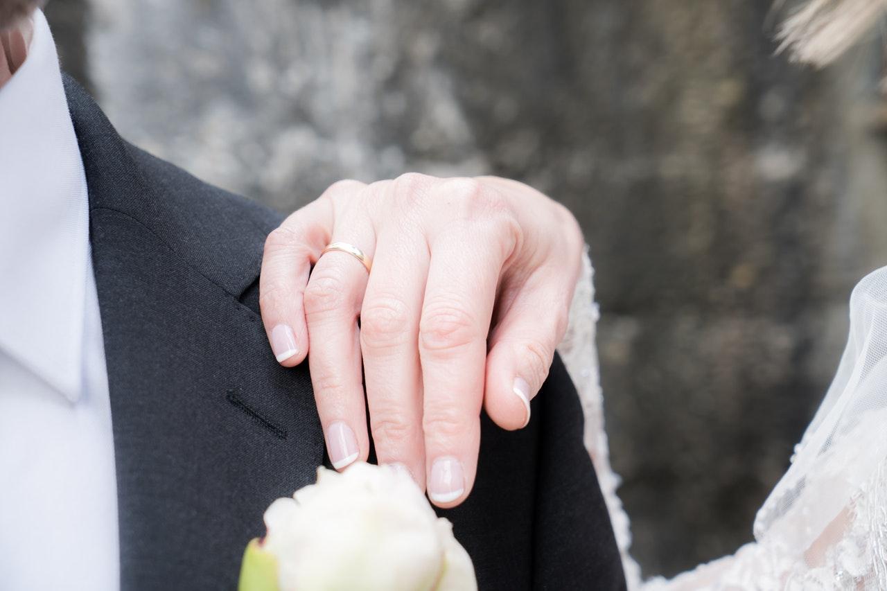 pedido de casamento simples e lindo
