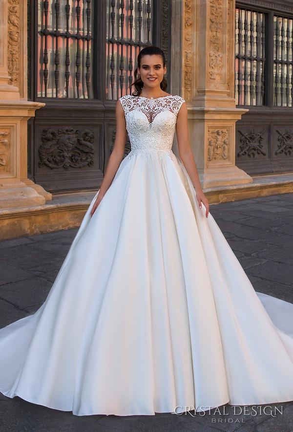 Vestido de noiva princesa modelo