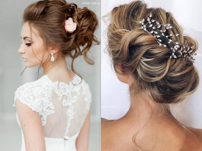 penteado noivas com acessórios