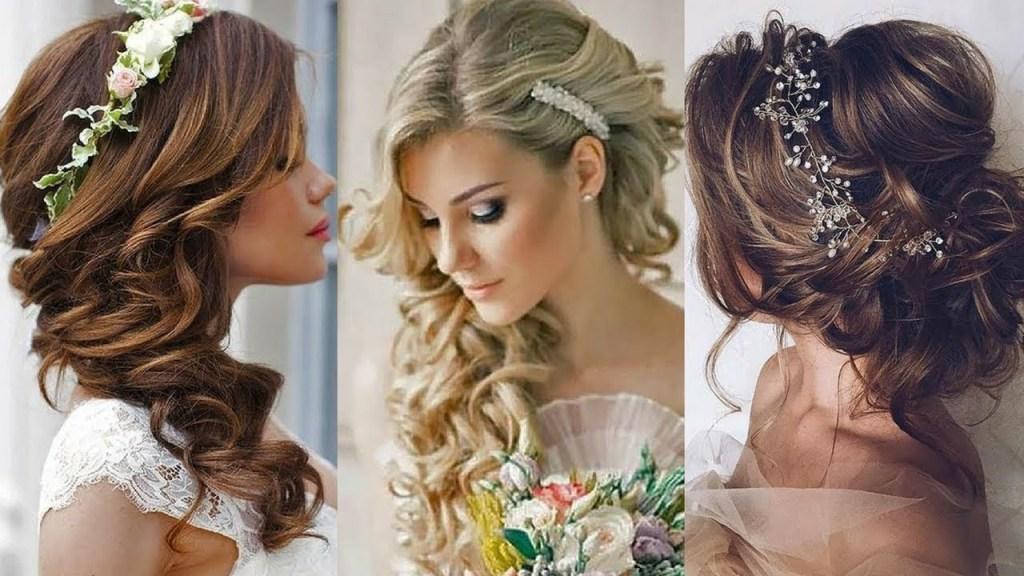 penteados de noivas com acessórios