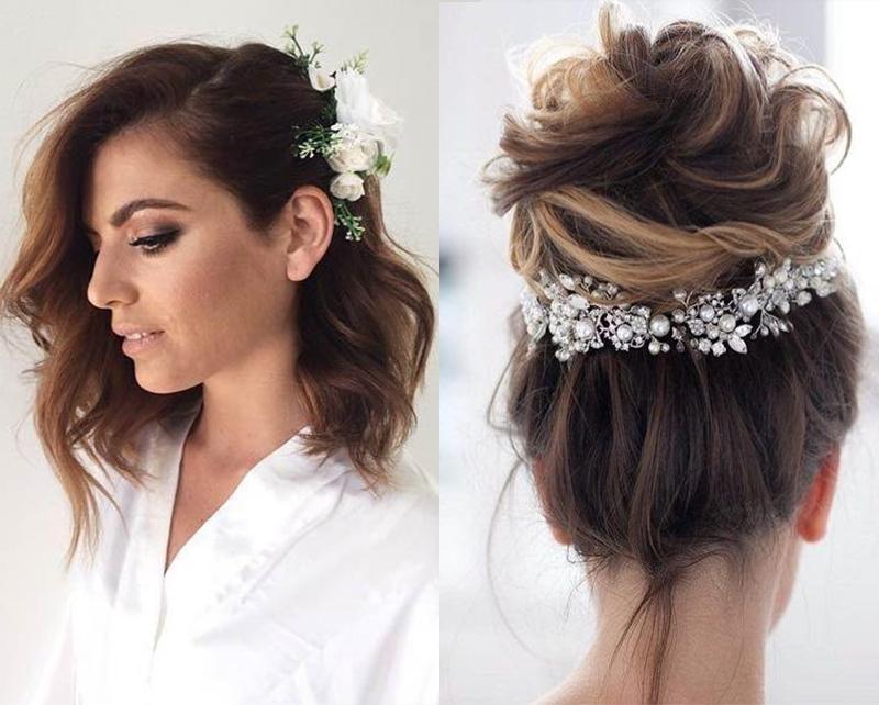 penteados para casamento ao ar livre