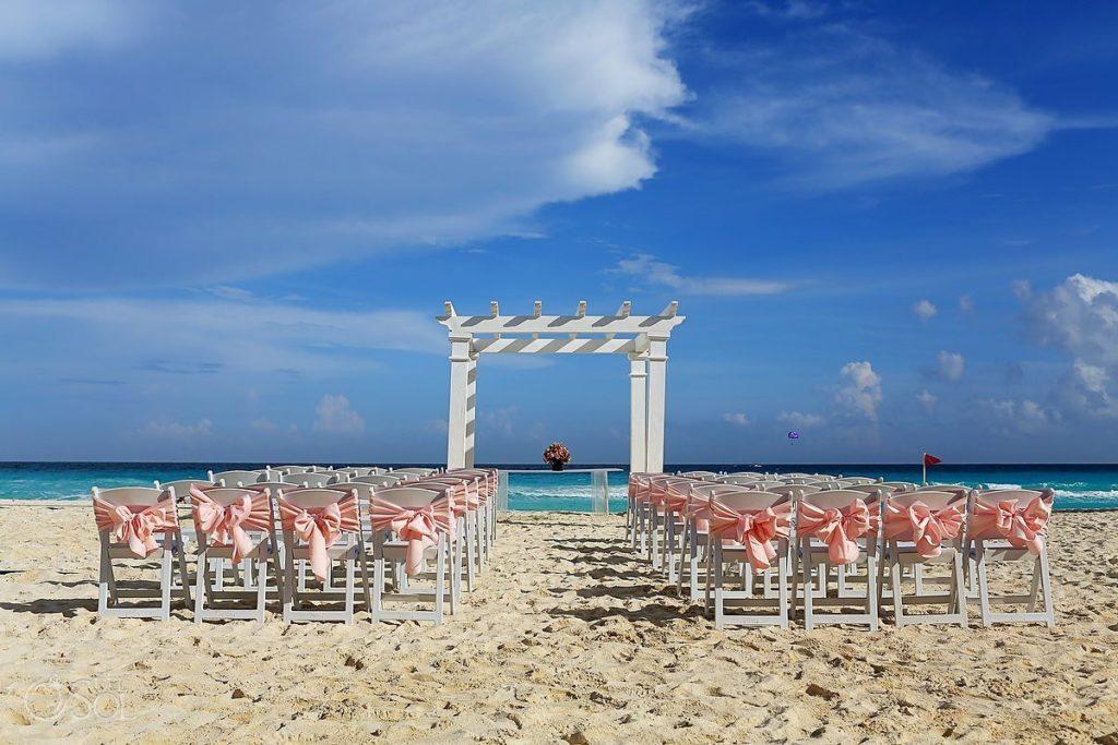 Casar em Cancún prais