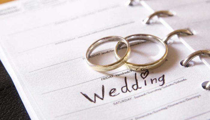 Como organizar um casamento agenda
