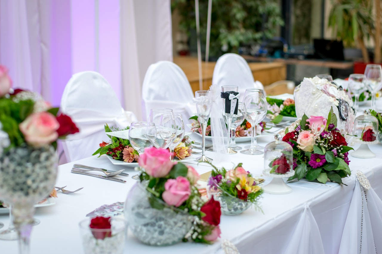 buffet para casamento como escolher