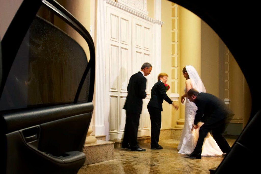 arrumar a noiva