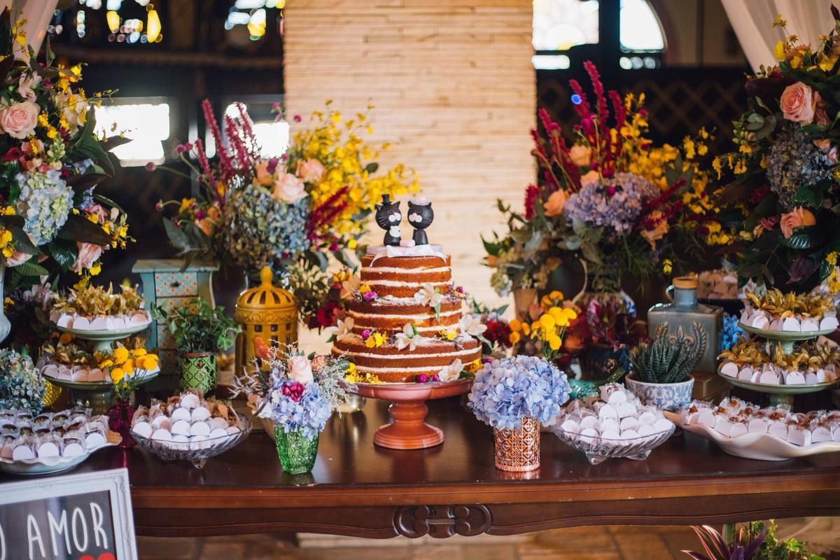 decoração para casamento no campo
