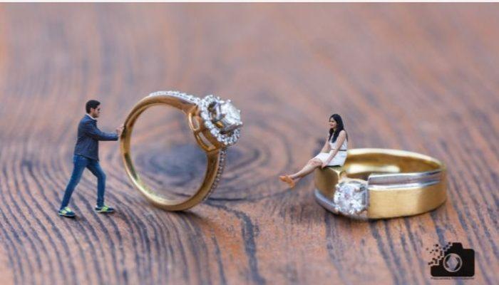 fotos criativas para o pré-wedding