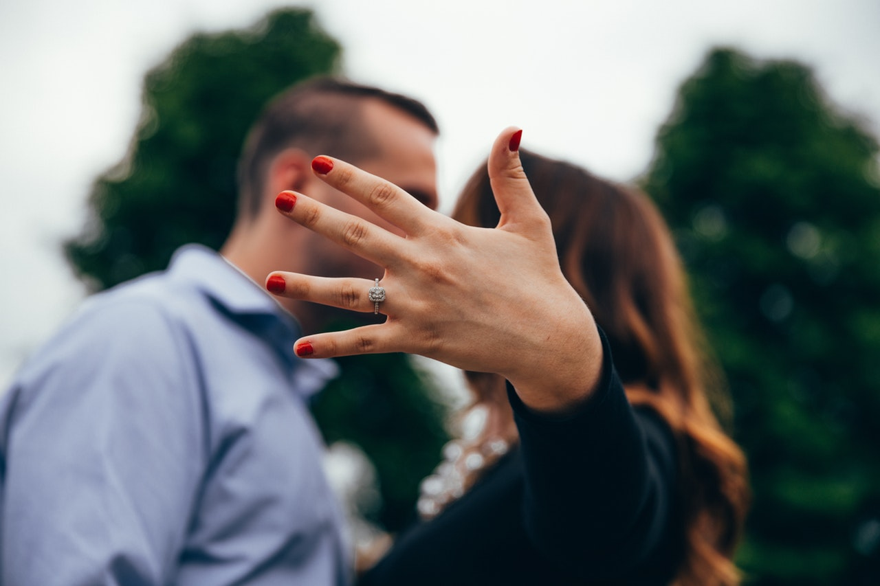 preparativos para o casamento noivado