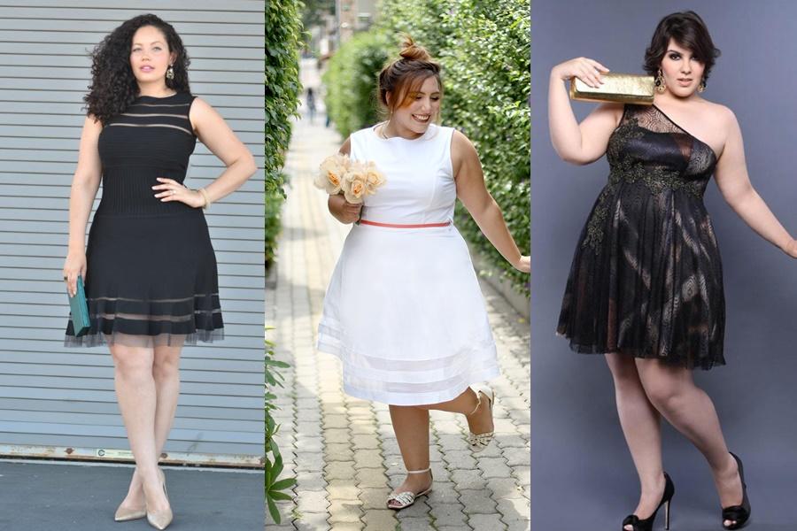 modelos plus size para vestir no noivado