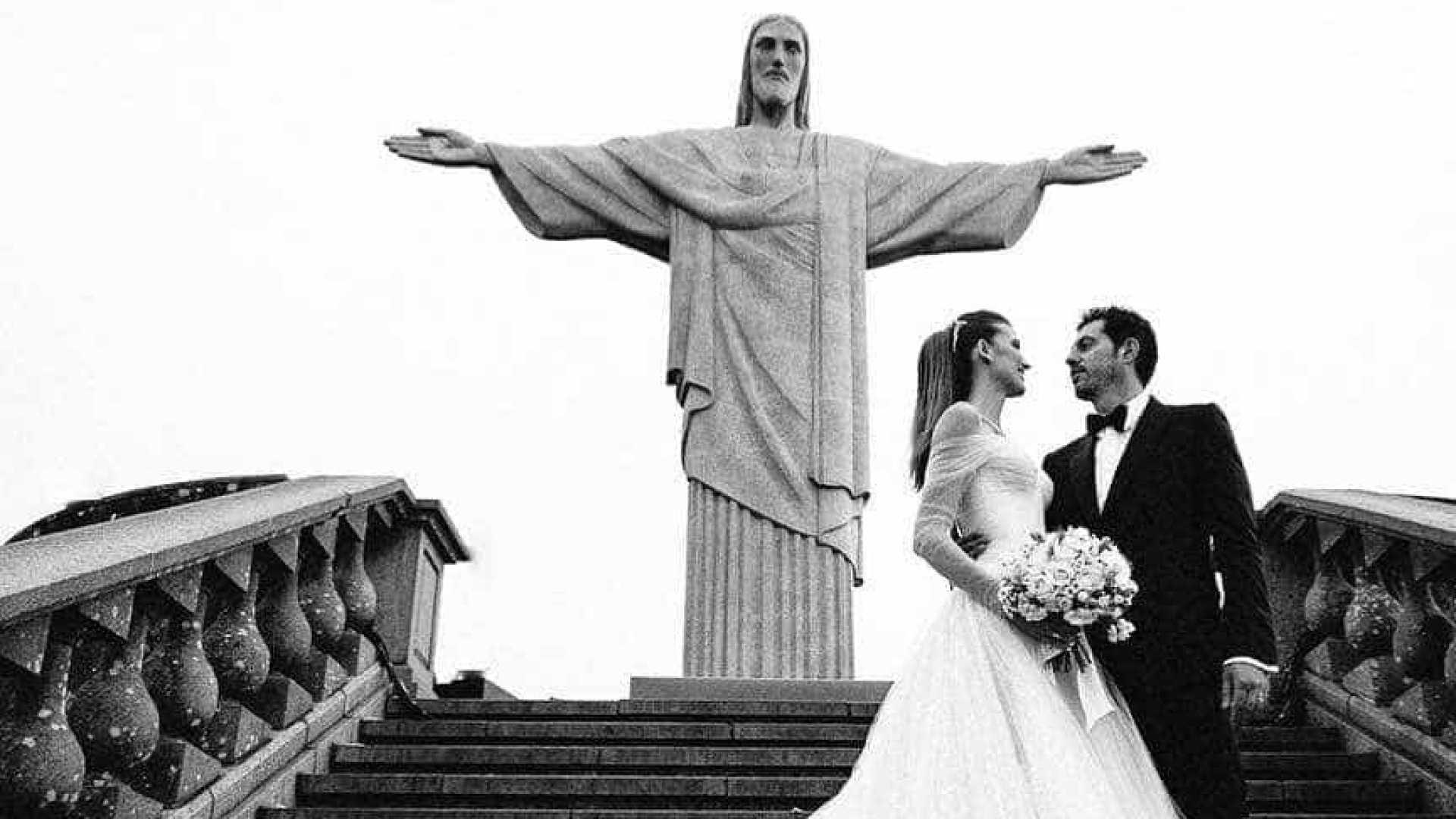 casamento no cristo redentor