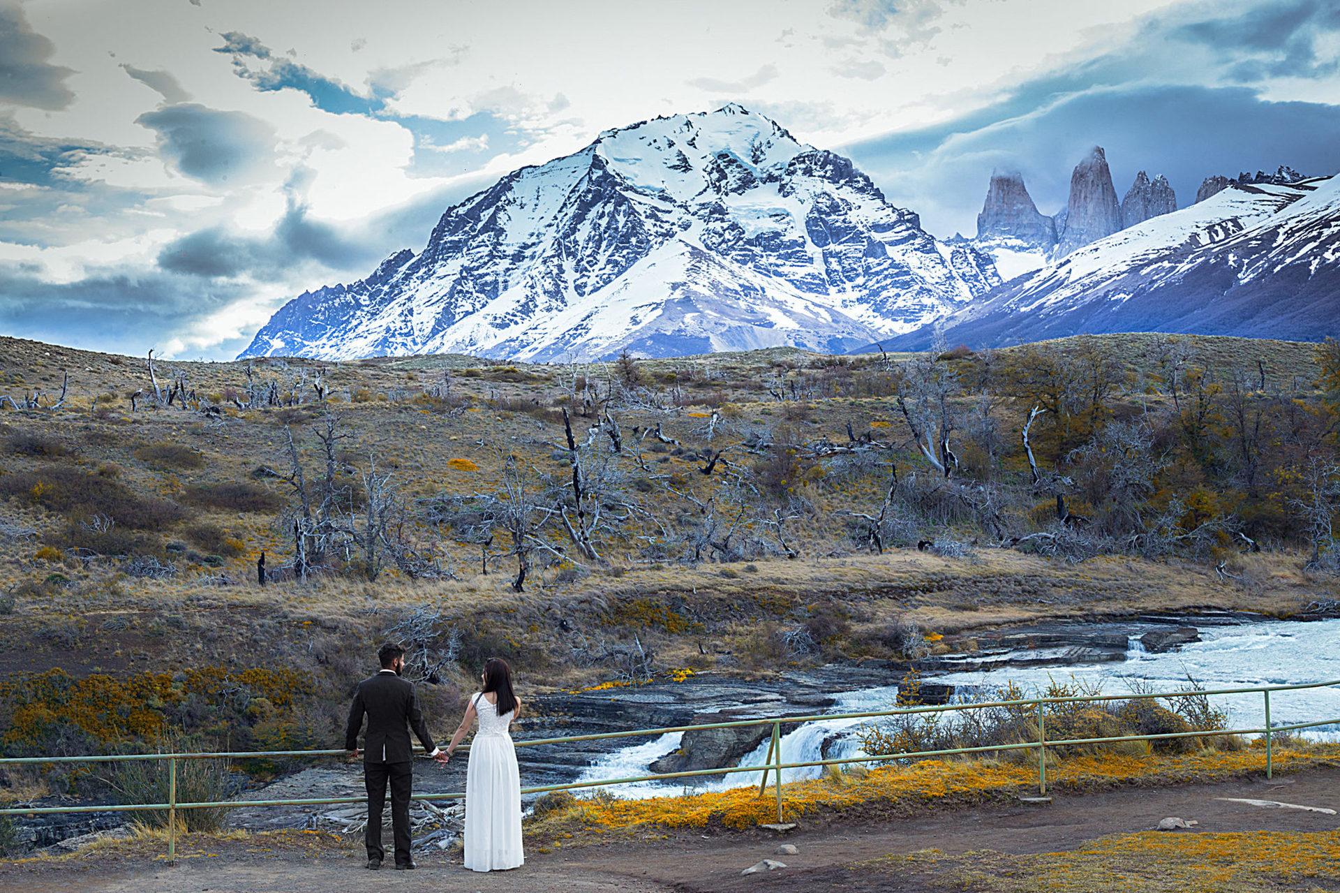 elopement wedding no Chile