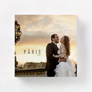álbum de fotos do casamento