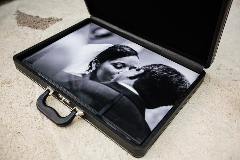 álbum maleta